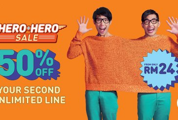 The U Mobile HERO+HERO Promotion Revealed!