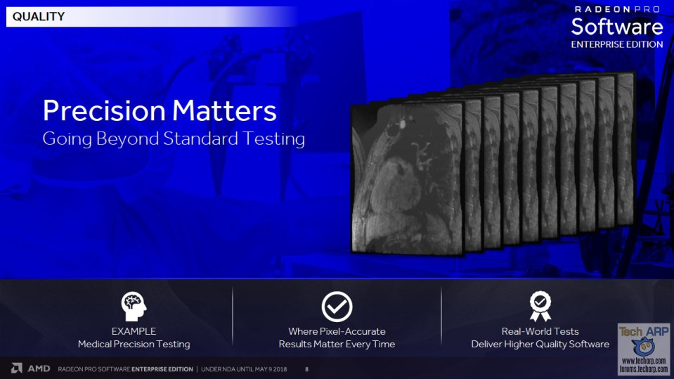What's New In Radeon Pro Software Enterprise Edition 18Q2