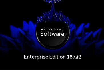 Radeon Pro Software Enterprise Edition 18.Q2 Tech Report