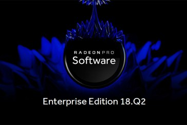 Radeon Pro Software Enterprise Edition 18.Q2 Tech Report