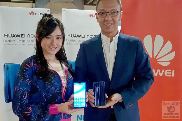 HUAWEI nova 3e Price, Specifications & Tech Briefing