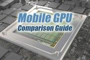 Tech ARP Mobile GPU Comparison Guide Rev. 19.1