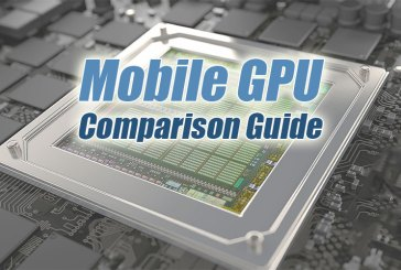 Tech ARP Mobile GPU Comparison Guide Rev. 19.1