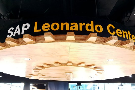 Exclusive Tour Of SAP Leonardo Center Singapore