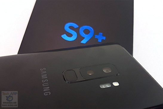 "Samsung Galaxy S9 Plus ""Dual Aperture"" Smartphone Review"