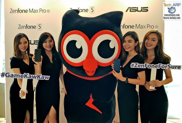 ASUS ZenFone 5 + ZenFone Max Pro M1 Launch Coverage