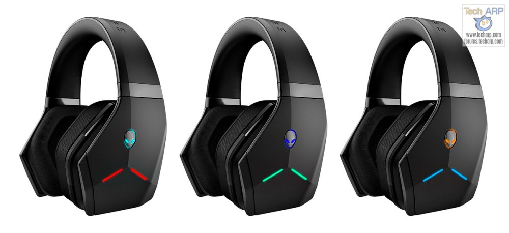 The Alienware Wireless Gaming Headset Revealed!