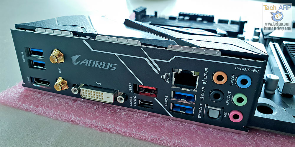 GIGABYTE B450 AORUS PRO WiFi Motherboard Preview