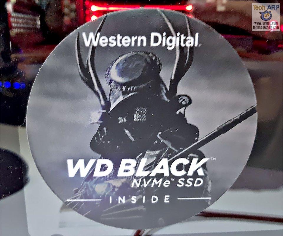 WD Black NVMe SSD Showcase @ Computex 2018