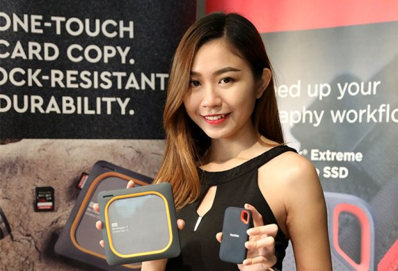 The SanDisk Extreme Portable SSD Revealed!