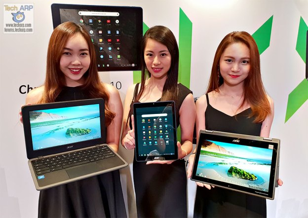 2018 Acer Chromebook + Chromebox Computers Revealed!