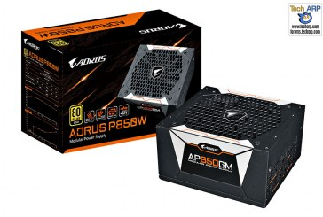 AORUS P850W + P750W – First AORUS PSUs Revealed!