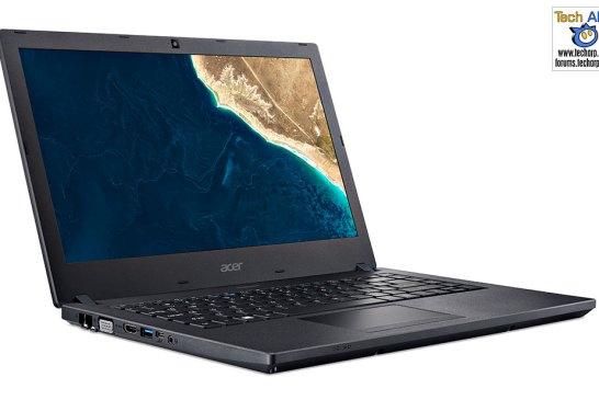 Acer TravelMate P2410