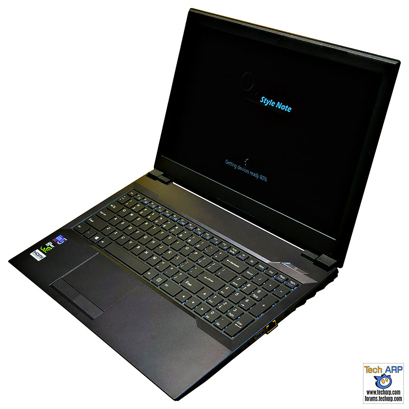 The ArmoryX GLOCK Gaming Laptop Revealed!