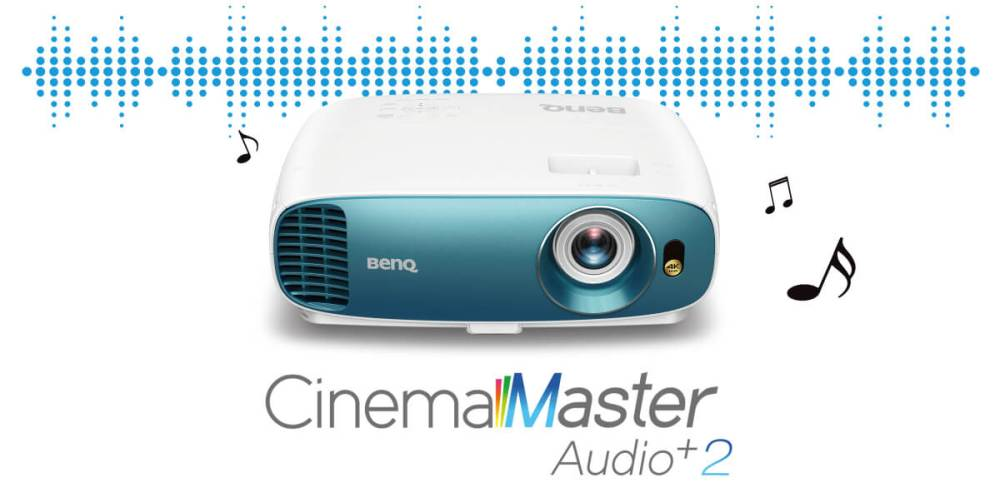 BenQ TK800 CinemaMaster 2