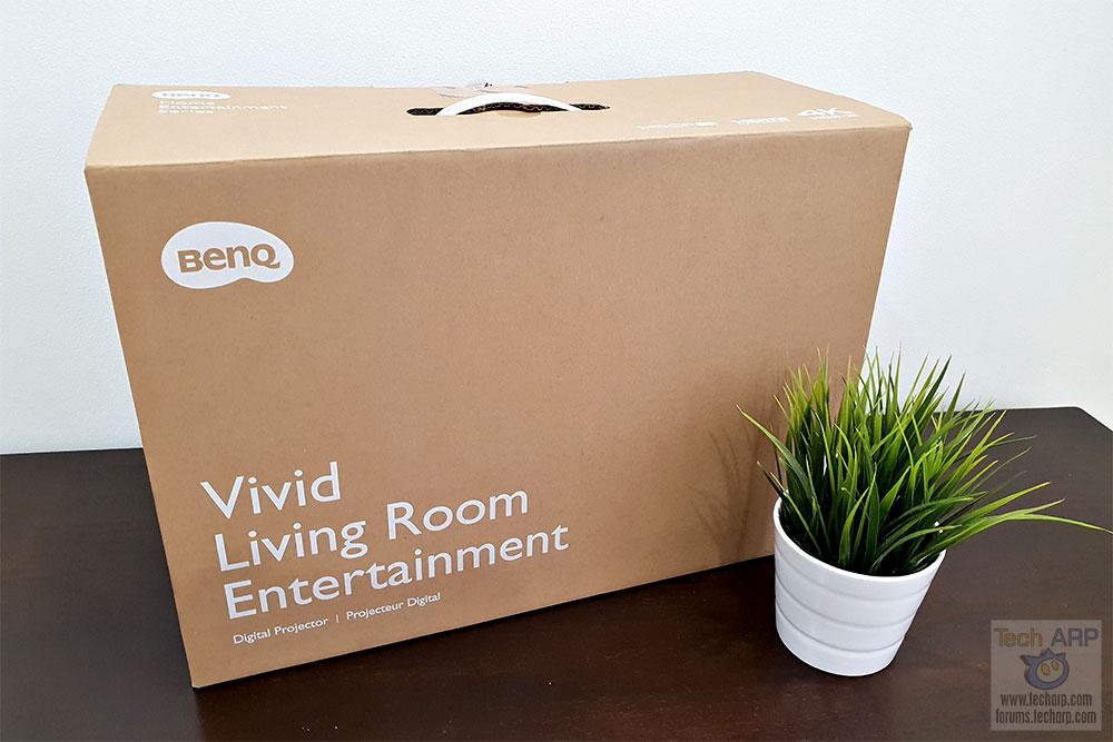 BenQ TK800 box