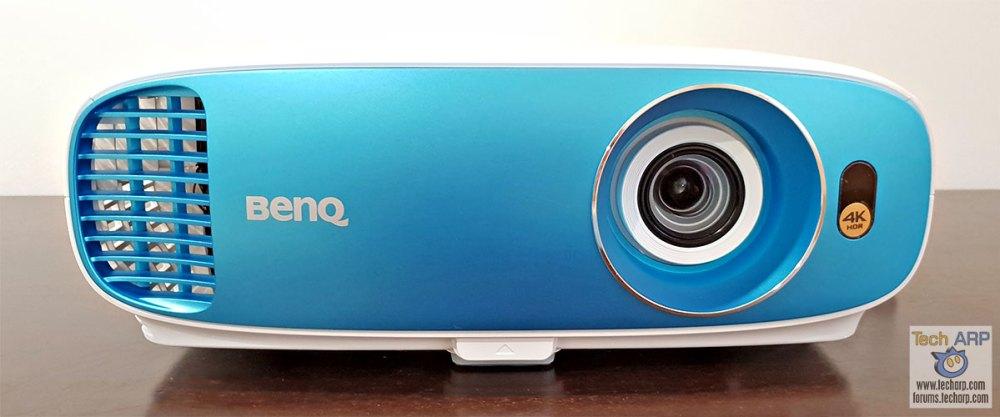 BenQ TK800 front