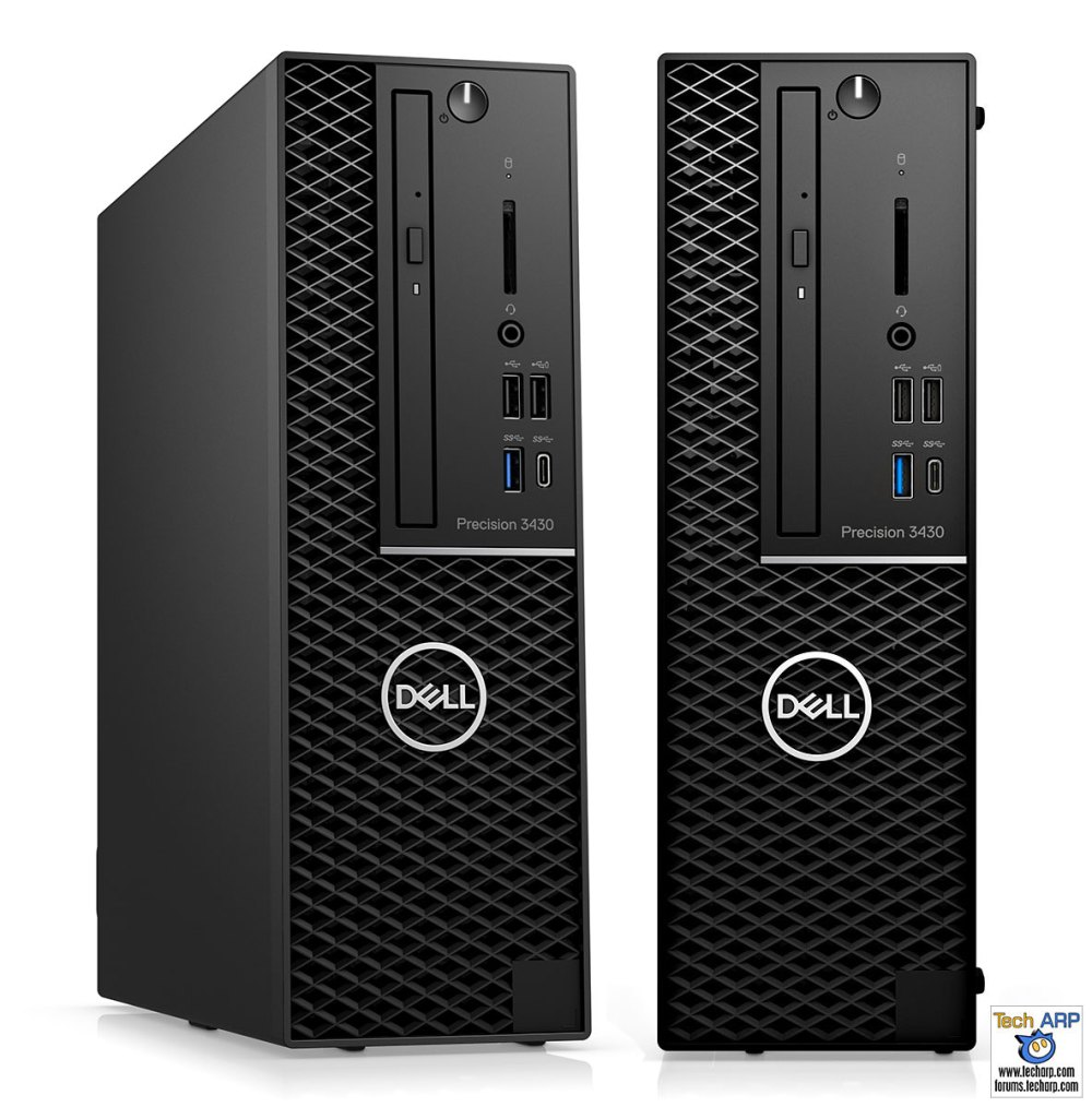 The 2018 Dell Precision 3000 Series Workstations - Dell Precision 3430