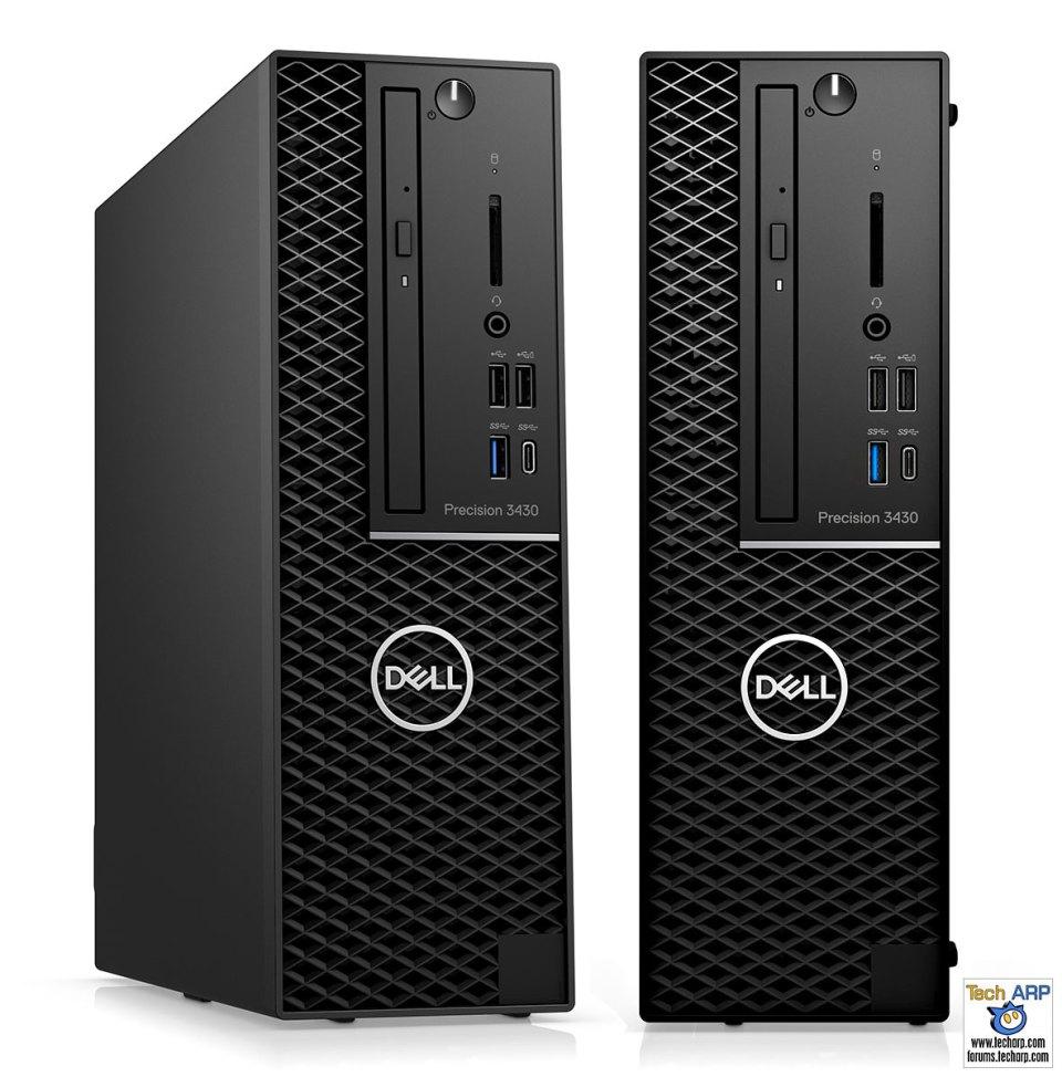 The 2018 Dell Precision 3000 Series Workstations - Dell Precision 3430