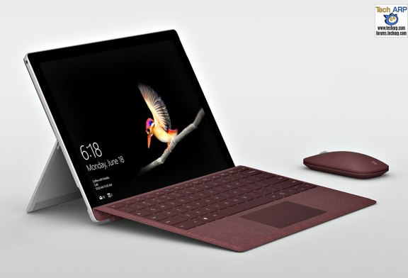 Microsoft Surface Go Specifications + Features Revealed!
