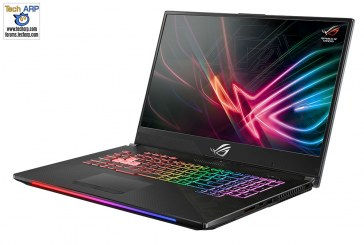 The 17″ ASUS ROG Strix SCAR II Gaming Laptop Preview!