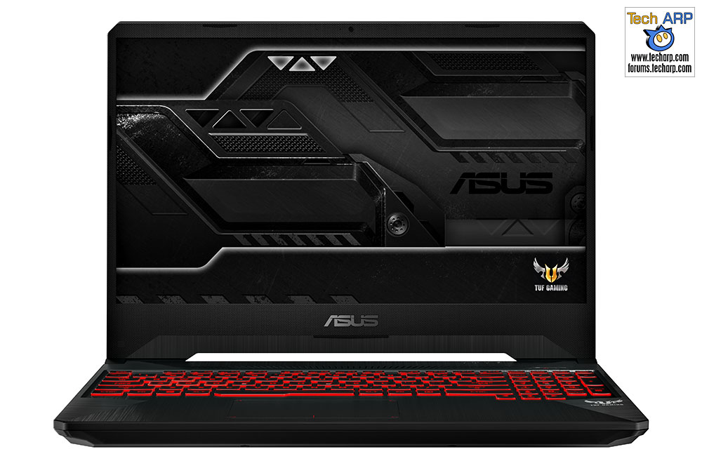 ASUS TUF Gaming FX505 Gaming Laptop Preview