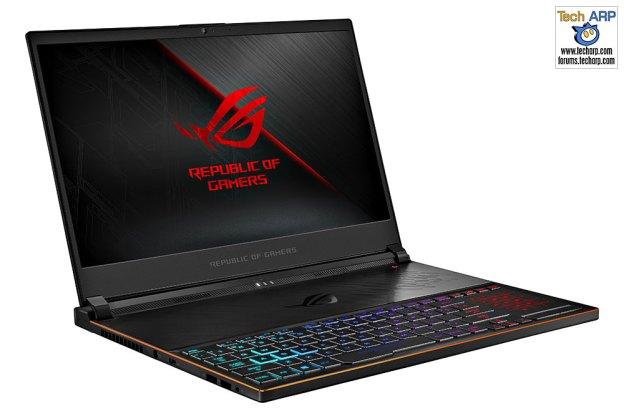 ASUS ROG Zephyrus S (GX531) Gaming Laptop Preview
