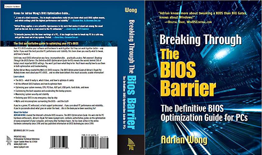 BIOS Optimization Guide Cover