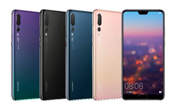 Huawei 2018 H1 Result Highlights After Surpassing Apple As No. 2