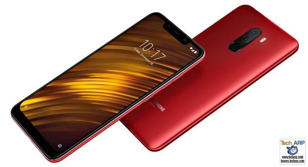 Xiaomi Unveils The POCOPHONE F1 Smartphone!