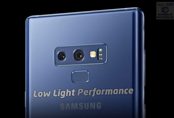Samsung Galaxy Note9 Low Light Performance Examined!