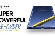 Here Are The Samsung Galaxy Note9 Pre-Order Details!