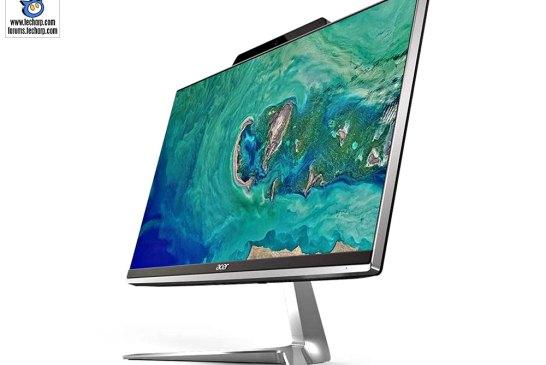 The 2018 Acer Aspire Z 24 AIO Desktop Preview!