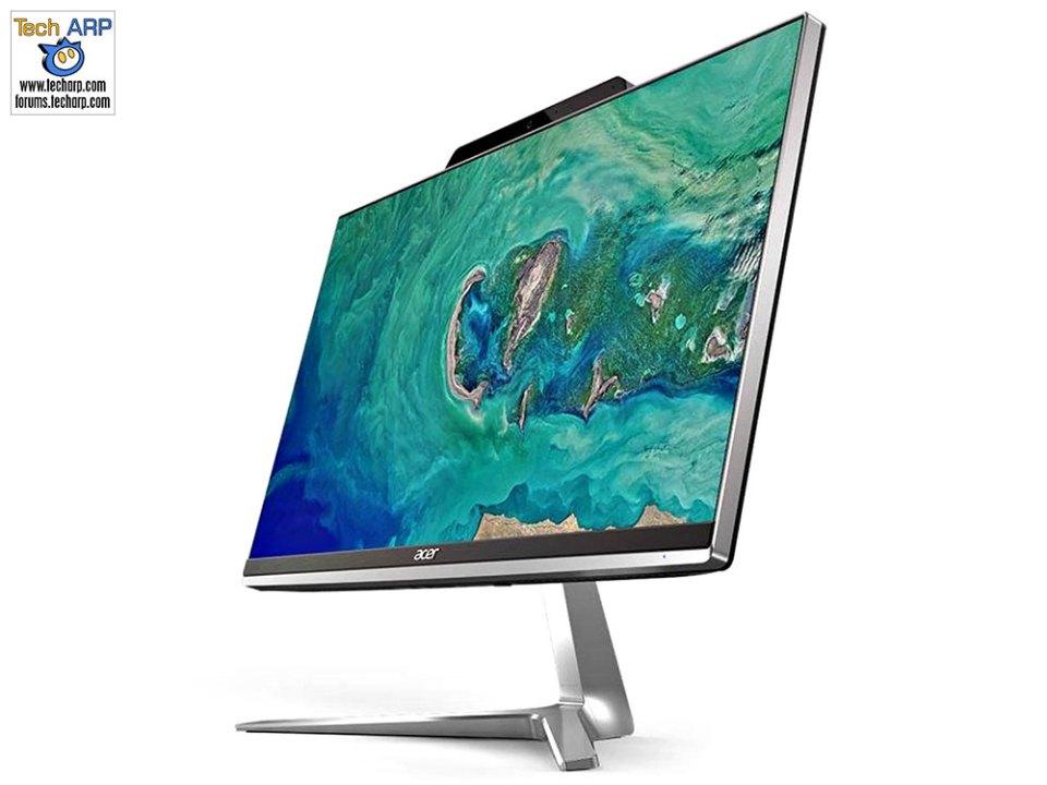 The 2018 Acer Aspire Z 24 AIO Desktop Revealed!