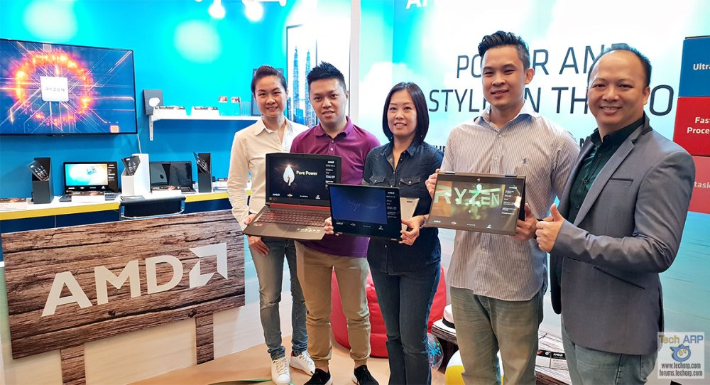 wThe Q4 2018 Ryzen Mobile Laptop Media Update!