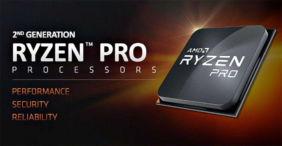 The Official 2nd Gen Ryzen PRO Desktop CPU Tech Briefing!