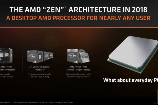 The Official AMD Athlon APU with Radeon Graphics Tech Briefing