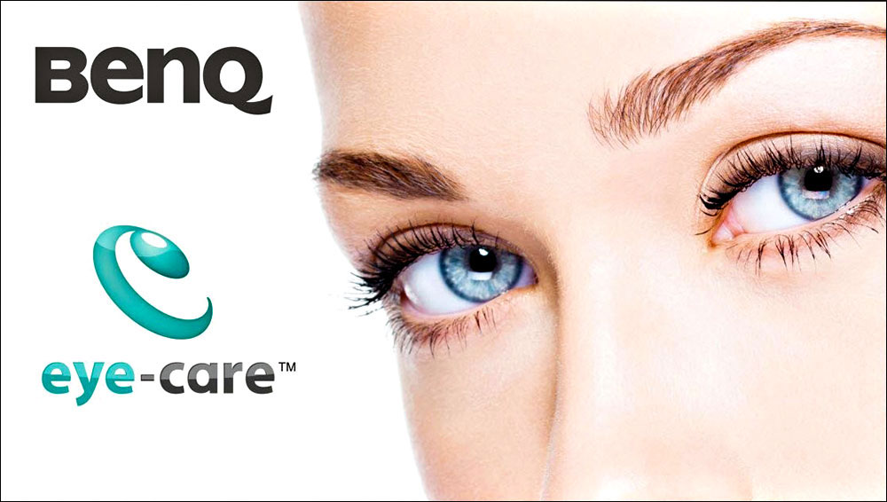 BenQ Eye-Care Technology