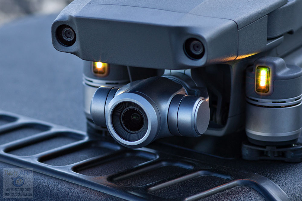 DJI Mavic 2 Zoom camera