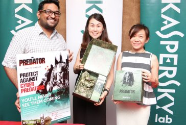 Catch The Predator With Kaspersky Lab and Win Prizes!