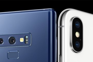 Galaxy Note9 vs iPhone X - Who Wins The Low Light Shootout?