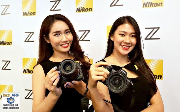 The Official Nikon Z7 + Nikon Z6 Tech Briefing + Showcase!