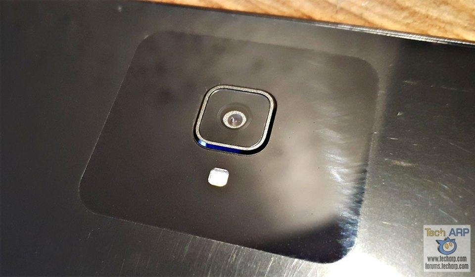 Samsung Galaxy Tab S4 S rear camera