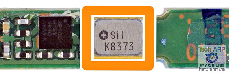 Seiko K8373 supercapacitor