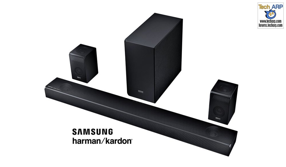 2018 Samsung + Harman Kardon Soundbar Price + Promotion