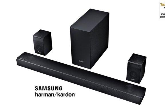 The 2018 Samsung + Harman Kardon Soundbar Tech Briefing