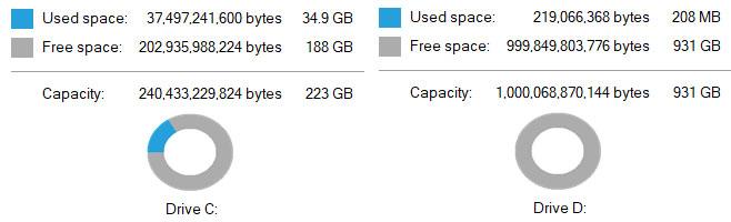 Dell G7 15 storage capacity