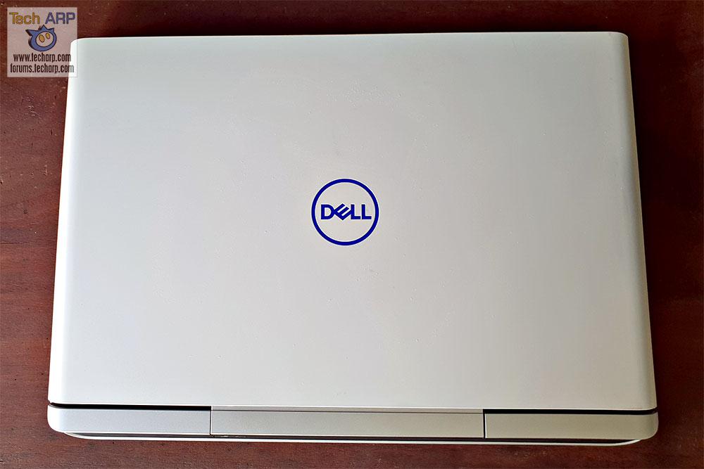 Dell G7 15 top