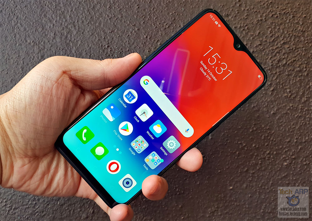The Realme 2 Pro Review