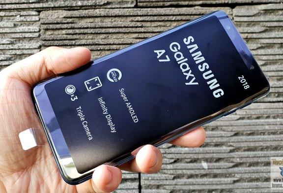 The 4X Camera Samsung Galaxy A7 2018 (SM-A750) Review!